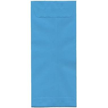 JAM Paper – Enveloppes recyclées nº 14 (5 po x 11,5 po), bleu, 500/bte