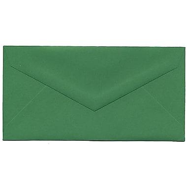 JAM Paper – Enveloppes recyclées Brite Hue no 7,75, 3,88 x 7,5 po, vert, 500/paquet