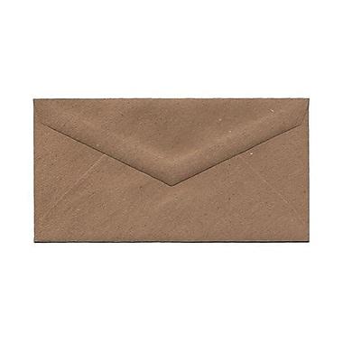 JAM Paper – Enveloppes recyclées no 7,75, 3,88 x 7,5 po, brun papier Kraft, 500/paquet
