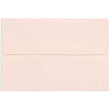 JAM Paper® A8 Invitation Envelopes, 5.5 x 8.125, Strathmore Bright White Via Linen Recycled, 250/box (40934H)