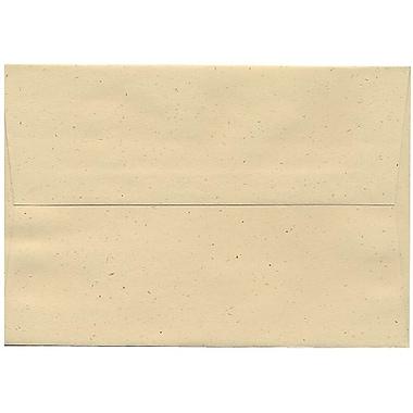 JAM Paper – Enveloppes A8 en papier recyclé, couleur asclépiade, 250/paquet
