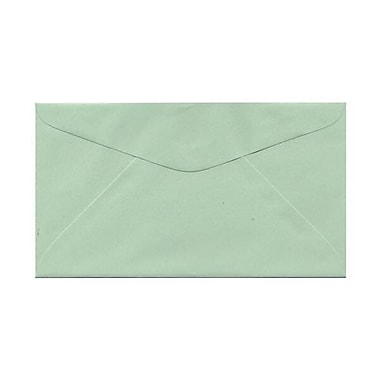 JAM PaperMD – Enveloppes commerciales nº 6 3/4, 3 5/8 x 6 1/2 po, vert lime, 500/paquet