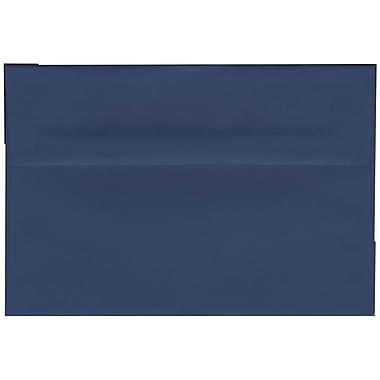 JAM Paper – Enveloppes A8 nuances foncées, bleu présidentiel, 250/paquet
