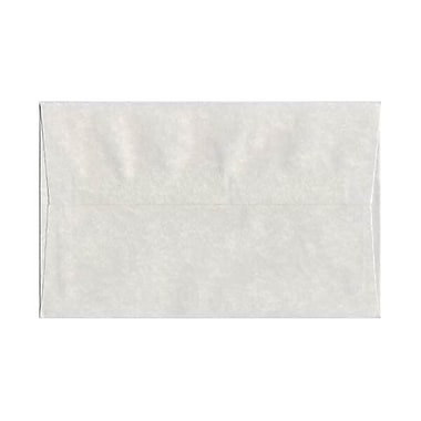 JAM Paper – Enveloppes A10 en papier recyclé sulfurisé étain, 250/paquet