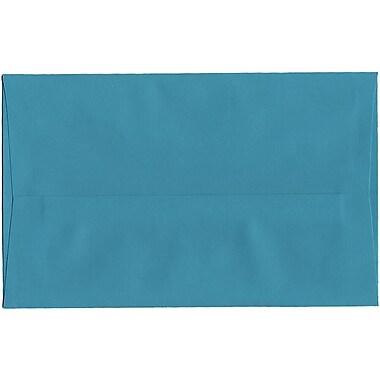 JAM Paper – Enveloppes A10 en papier recyclé bleu-vert, 250/paquet