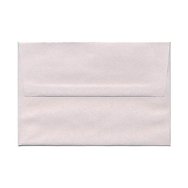 JAM Paper® A8 Invitation Envelopes, 5.5 x 8.125, Rose Quartz Pink Recycled, 50/pack (71938I)