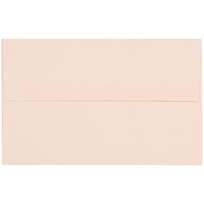 JAM Paper® A10 Invitation Envelopes, 6 x 9.5, Strathmore Bright White Linen, 250/box (93453H)