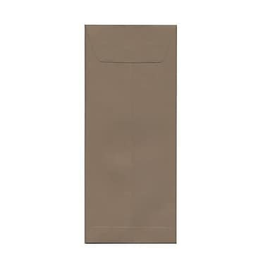 JAM Paper® #12 Policy Envelopes, 4.75 x 11, Simpson Kraft Recycled, 500/box (900907739H)