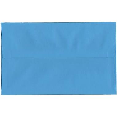 JAM Paper – Enveloppes A10 en papier recyclé bleu, 250/paquet