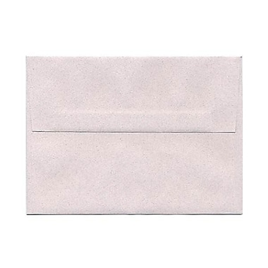 JAM Paper® A6 Invitation Envelopes, 4.75 x 6.5, Rose Quartz Pink Recycled, 250/Pack (CPPT663H)