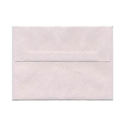 JAM Paper® A6 Invitation Envelopes, 4.75 x 6.5, Rose Quartz Pink Recycled, 250/box (CPPT663H)