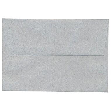 JAM Paper – Enveloppes A8 en papier recyclé format passeport, granite, 250/paquet