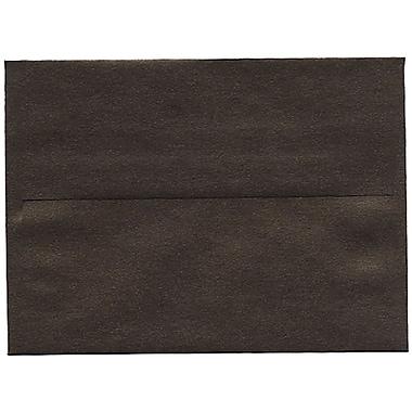JAM Paper – Enveloppes Stardream A6 à effet métallisé, bronze, 50/paquet