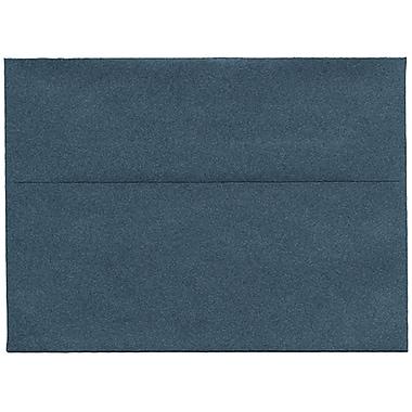 JAM PaperMD – Enveloppe Stardream A7 à effet métallique, malachite, 50/paquet