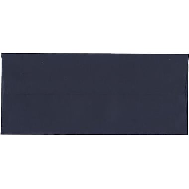 JAM Paper® #10 Business Envelopes, 4 1/8 x 9.5, Navy Blue, 500/Pack (LEBA367H)