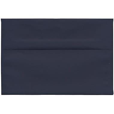 JAM Paper – Enveloppes A8 simples, bleu marine, 250/paquet