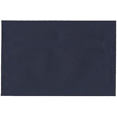 JAM Paper – Enveloppes A9 nuances foncées, bleu marine, 250/paquet