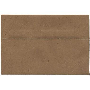JAM Paper – Enveloppe A8 en papier recyclé brun sac de papier kraft, 250/paquet