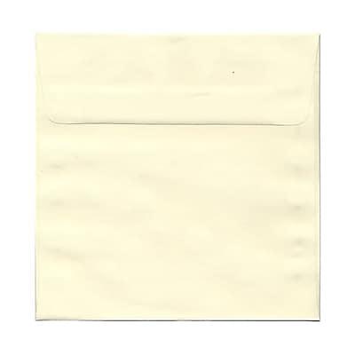 JAM Paper® 8.5 x 8.5 Square Envelopes, Cream Mohawk Opaque, 50/pack (MOOP517I)