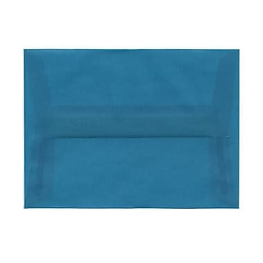 JAM Paper – Enveloppes translucides A6, 50/paquet