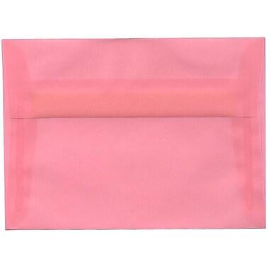 JAM Paper – Enveloppes translucides A7, 50/paquet