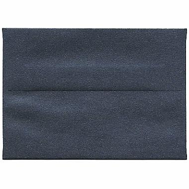JAM PaperMD – Enveloppe A1 Stardream, effet métallisé, anthracite, 50/paquet