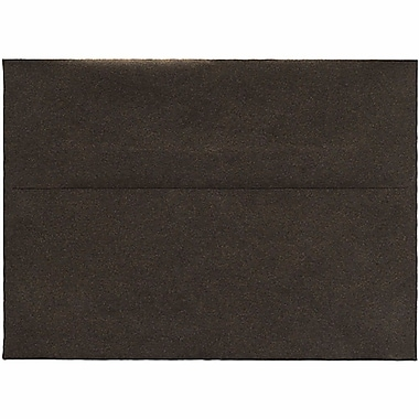 JAM Paper® A7 Invitation Envelopes, 5.25 x 7.25, Stardream Metallic Bronze, 50/Pack (V018275I)