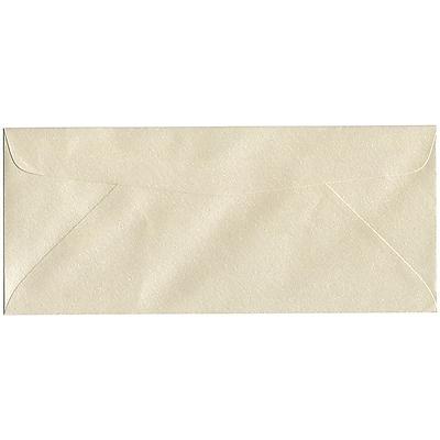 JAM Paper® #10 Business Envelopes, 4 1/8 x 9 1/2, Stardream Metallic Opal, 500/box (V018287H)