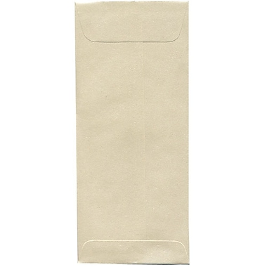 JAM Paper® #10 Policy Envelopes, 4 1/8 x 9.5, Stardream Metallic Opal, 500/Pack (V018293H)