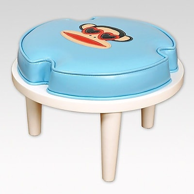 Najarian Furniture Paul Frank Ottomans; Blue
