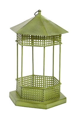 ACHLA Gazebo Decorative Tray Bird Feeder (WYF078276379346) photo