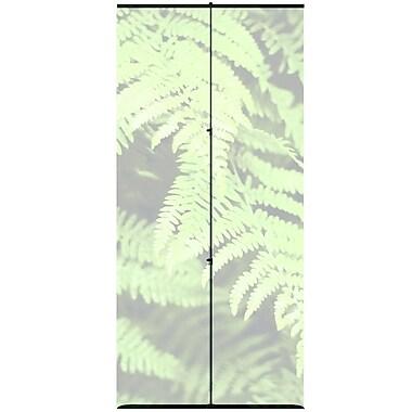 Testrite Ultra UB Banner Stand; 72'' H x 24'' W x 17'' D