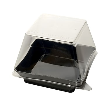Fineline Settings, Inc Tiny Temptations Square Tray Lid (Set of 1000)