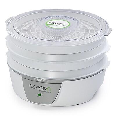 Presto Dehydro 4 Tray Electric Food Dehydrator