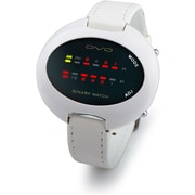 Ultmost Digital Binary Watch, White (WA-142A)