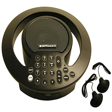 Spracht – Téléphone de conférence de bureau Aura SOHO™ Plus avec cinq microphones