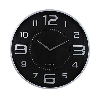 Kiera Grace Modern Wall Clock, 18