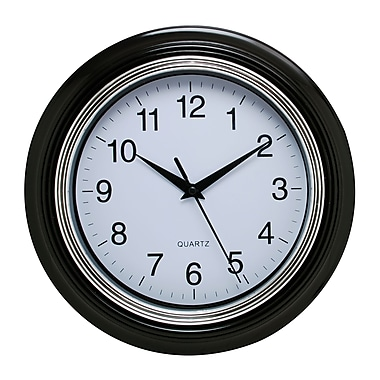 Kiera Grace Aster Round Wall Clock, 10