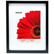 Nexxt Gallery – Cadres en bois de 11 x 14 po pour photos de 8 x 10 po, paquet de 6