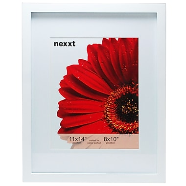 nexxt Gallery Wood Document Frame, 8.5