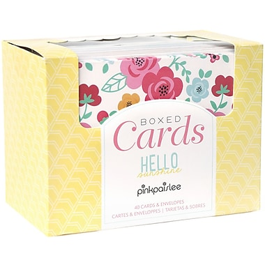 American Crafts Hello Sunshine A2 Cards & Envelopes