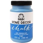 FolkArt Home Decor Chalk Paint, Provincial Blue