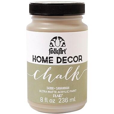 FolkArt Home Decor Chalk Paint, Savannah
