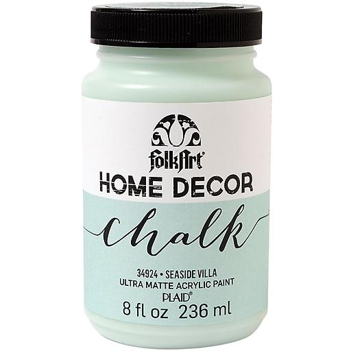 FolkArt Home Decor Chalk Paint, Seaside Villa