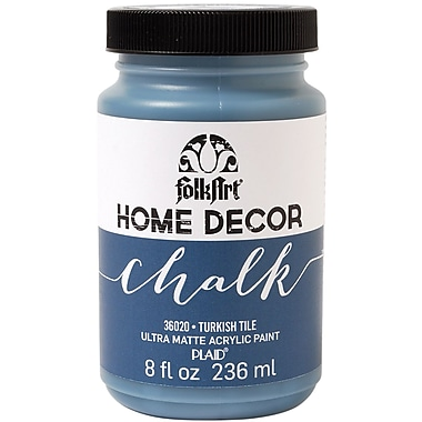 FolkArt Home Decor Chalk Paint, Turkish Tile