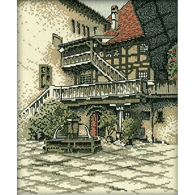 RTO Counted Cross Stitch Kit 9 x 11 inch