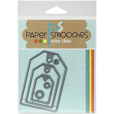 Paper Smooches Gift Tags Die