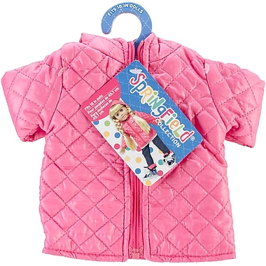 Fibre Craft Springfield Collection Puffy Jacket