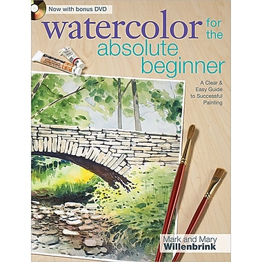 F&W Media North Light Books: Watercolor for The Absolute Beginner