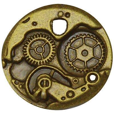 FabScraps Embellishments Brass 1.5